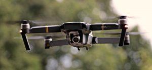 drones estado alarma